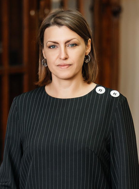 Трусова Марина Евгеньевна