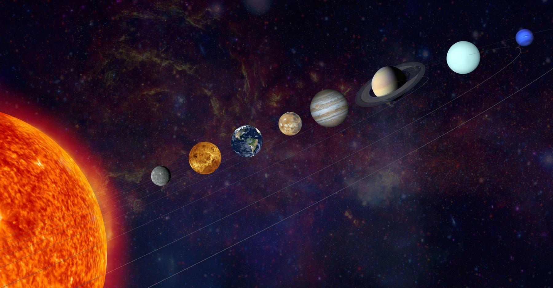Картинки парад планет