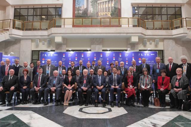 Политехники в Москве обсуждают перспективы научно-образовательного сотрудничества России и Великобритании
