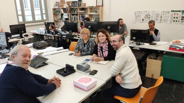 Политехники познакомились с технологиями Smart City в ведущих университетах Италии
