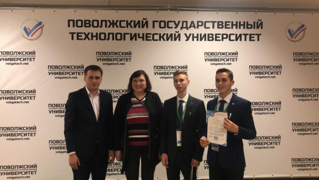 Политехники стали лучшими на Всероссийском студенческом форуме «Инженерные кадры — будущее инновационной экономики России»