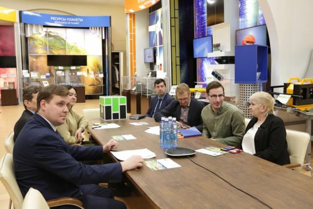 Телемост объединил ученых Германии и России