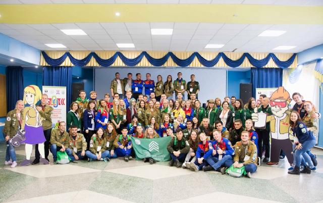 ТПУ проведет Всероссийскую школу профессиональной подготовки мастеров студотрядов страны
