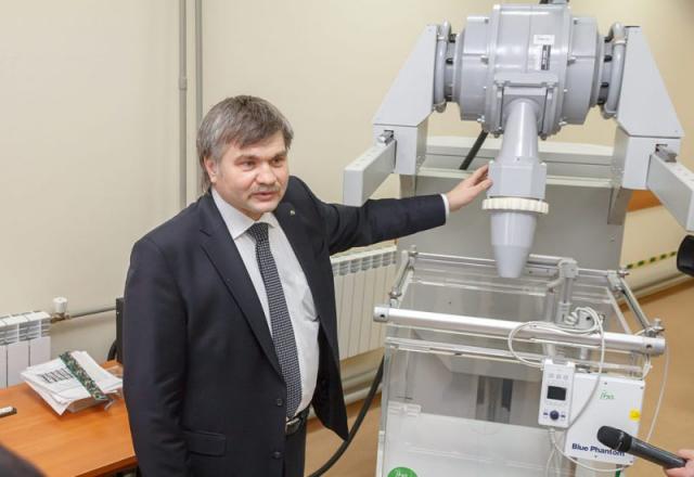 Президент РФ наградил профессора Томского политеха