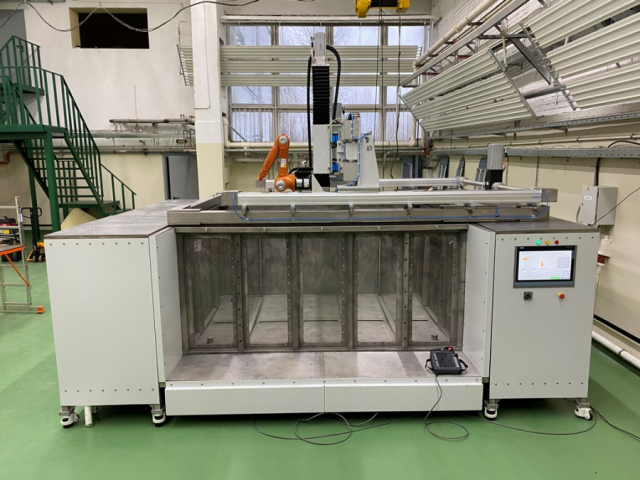 В ТПУ разработали самый большой в России роботизированный ультразвуковой томограф для элементов термоядерного реактора ИТЭР