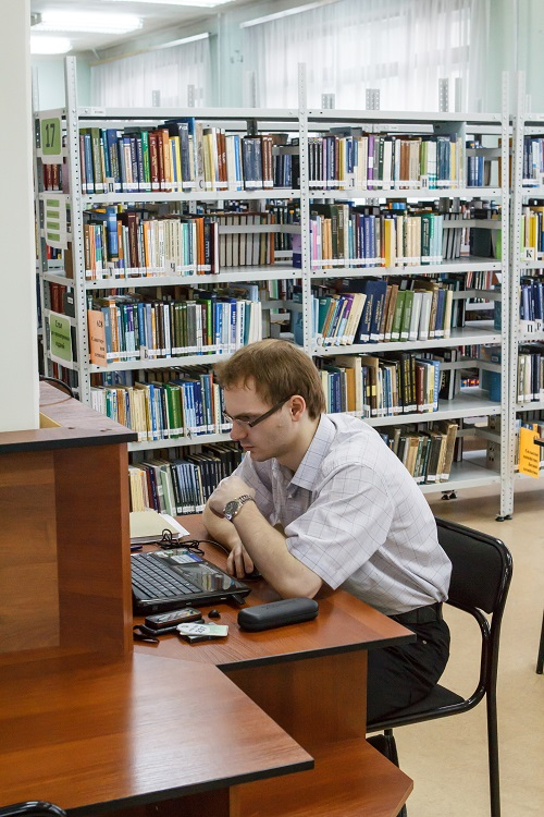 Library / TPU