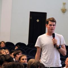 Абитуриентам Томского политеха рассказали о стипендиях, общежитиях и порядке зачисления
