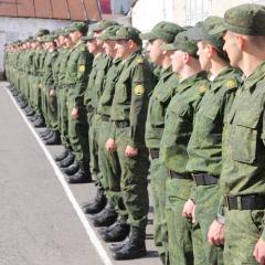 Студенты военной кафедры Томского политеха отправились на учебные сборы