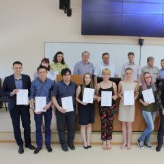Победители «Битвы физиков» ТПУ пройдут стажировки в ведущих научно-исследовательских центрах мира
