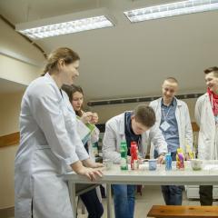 Ученики почти 70 школ Томска знакомятся с инженерными профессиями на бесплатных экскурсиях и мастер-классах в ТПУ