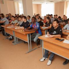 Иностранные студенты Томска смогут подготовиться к облегченной версии Тотального диктанта в ТПУ