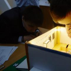 Школьники из разных регионов России разработают систему управления «умным» городом на Олимпиаде НТИ в Томском политехе