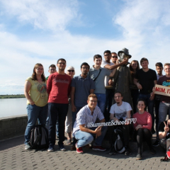 Более 130 студентов из Южной Кореи, Китая и стран Европы изучают русский язык в летней школе в ТПУ