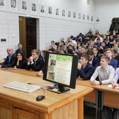 200 лучших студентов России приехали в Томский политех на XIV Всероссийские студенческие олимпиады по геологии