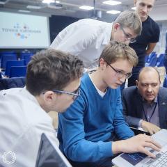Победители олимпиады НТИ смогут пройти стажировку в одной из ведущих технологических компаний России
