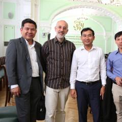 В ТПУ вузы Европы и Азии обсуждают систему дуального образования для инженеров