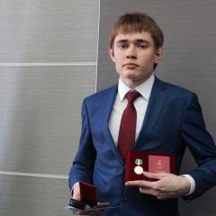 300 баллов на ЕГЭ набрал выпускник Лицея при ТПУ