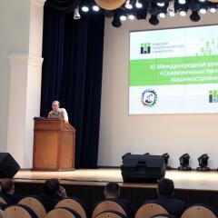 Устройства для ресурсоэффективного бурения и защиты автомобилей при ДТП представили в ТПУ участники международной конференции по машиностроению