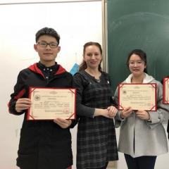 Преподаватели ТПУ провели занятия по математике, физике и механике  в китайском вузе