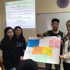 В ТПУ приехали первые китайские студенты из Чунцина изучать наноматериалы