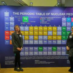 Молодые химики Томского политеха приняли участие в открытии года таблицы Менделеева в ЮНЕСКО