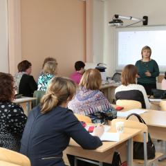 Лицей при ТПУ стал стажировочной площадкой для учителей Томска и области