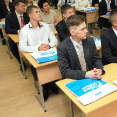 Лицей при ТПУ — в пятерке лучших школ России по конкурентоспособности выпускников