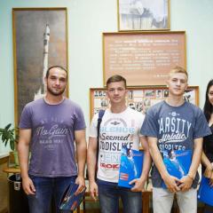 В РКК «Энергия» встретили первых магистрантов ТПУ, обучающихся по уникальной совместной программе