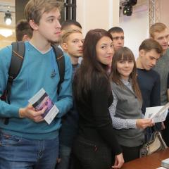 Более 800 студентов узнали о вакансиях на Дне карьеры Росатома в ТПУ