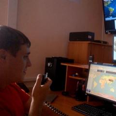 Накануне запуска спутника «Томск-ТПУ-120» в открытый космос студенческий центр управления полетами связался с МКС