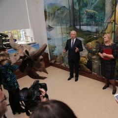 Палеонтологический музей в новом формате открылся сегодня в ТПУ