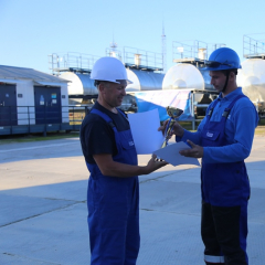 Студент ТПУ стал «Лучшим по профессии» среди сотрудников компании «Газпромнефть-Восток»