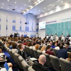 Томские политехники принимают участие во Всероссийском съезде Советов молодых ученых