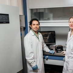 Ученые ТПУ усилили сигнал спектрального «паспорта» молекул для биомедицинских применений