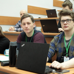 Умные технологии для фермеров и новые методики преподавания: иностранные специалисты читают в Томске серию открытых лекций
