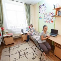 Единый центр расселения для первокурсников Томского политеха начал свою работу