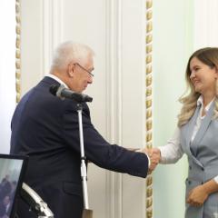 Первые ученые ТПУ, защитившие кандидатские и докторские по новой системе, получили дипломы