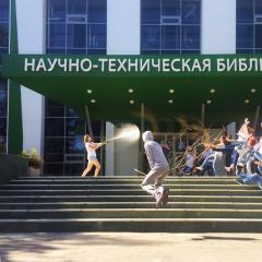 Первокурсники ТПУ составят свой «хит-парад» интересных мест Томска и вуза в формате фотокросса