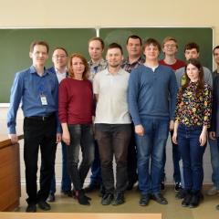 Студенты из Москвы, Томска, Новосибирска и Ангарска боролись за победу в олимпиаде по электронике в ТПУ
