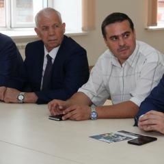 РКК «Энергия» и Лицей при ТПУ обсудили подготовку учеников первого в Томске Аэрокосмического класса