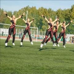 Разминка с дэнс-командой «ЮДИ», много спорта и танцев ждут студентов на Празднике первокурсника
