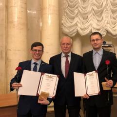 Молодым ученым ТПУ вручили медали Российской академии наук