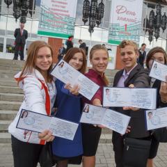Сегодня учебный год в Томском политехе стартовал для более чем 3000 первокурсников