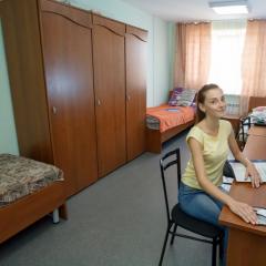 Во время приемной кампании абитуриенты и их родители могут поселиться в студгородке ТПУ