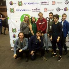 Восемь студенческих команд представили ТПУ на чемпионате по робототехнике  RoboCup Russia Open 2018