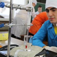 Магистранты-химики ТПУ будут сотрудничать с Росатомом и ведущими вузами мира