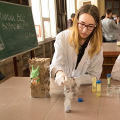 СИБУР поддержит «Школу юного химика» и химический форум ТПУ