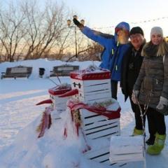 Томская экзотика: иностранцы приехали зимой в ТПУ учить русский язык и знакомиться с культурой