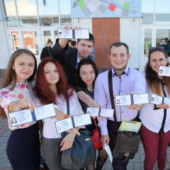 В Томском политехе завершилось зачисление бакалавров и специалистов на бюджетные места