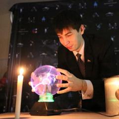 На научном Хэллоуине в ТПУ томичи создадут мистический туман и поучаствуют в битве науки и лженауки